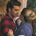 Stefano Sala pensa alla figlia e abbraccia Benedetta Mazza