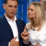 Tiberio Timperi e Francesca Fialdini perdono un'ora de La vita in diretta