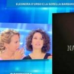 """Barbara d'Urso e Eleonora piangono a Domenica Live: """"Siamo scioccate"""""""