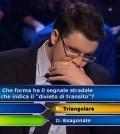foto chi vuol essere milionario sbaglia alla seconda domanda