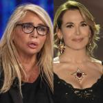 Mara Venier e Barbara D'Urso: Domenica Live torna in onda alle 14?