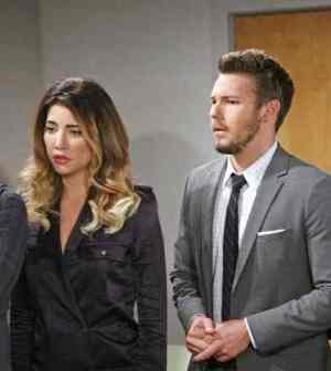Foto Beautiful Steffy e Thomas