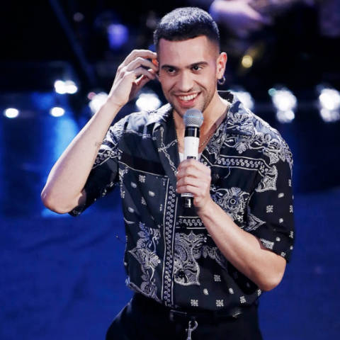Sanremo 2019, Mahmood: