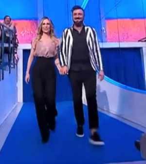 foto Sossio e Ursula ritorno a UeD