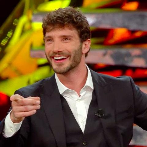Stefano De Martino a Domenica In su Belen: