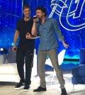 foto Vittorio Grigolo Ricky Martin amici 18 serale