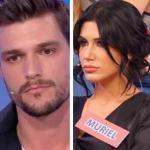 Uomini e Donne anticipazioni: Andrea Zelletta fa scappare Muriel