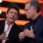 """Paolo Bonolis, gag con Laurenti a Ciao Darwin: """"Lurido vigliacco!"""""""