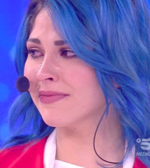 foto Ludovica Caniglia eliminata serale di amici Jefeo