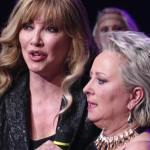 Carolyn Smith fa piangere lo studio di Ballando e Milly Carlucci