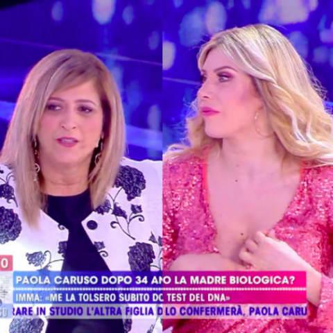 foto_paola_caruso_madre_biologica_imma_live_non_e_la_durso