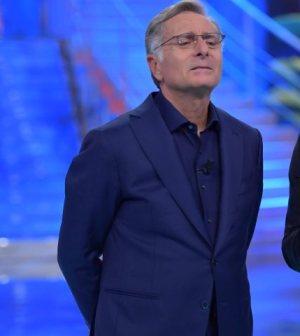 Foto Paolo Bonolis insultato Ciao Darwin