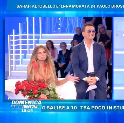 foto_sarah_altobello_tony_toscano_domenica_live