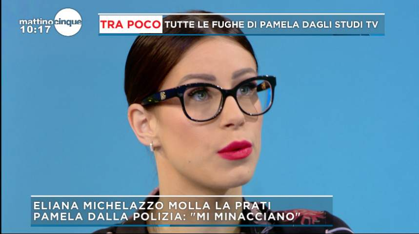Federica Panicucci su Pamela Prati: