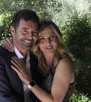 Foto Alberto Matano e Lorella Cuccarini