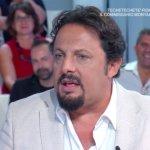 """Enrico Brignano, Domenica In. Venier: """"Stessa cosa detta a Verissimo"""""""