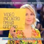Ambra Lombardo e Gaetano Arena: Barbara d'Urso fa un annuncio choc