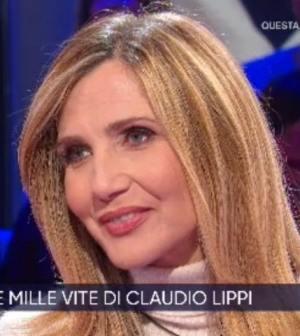 Foto Lorella Cuccarini a La vita in diretta