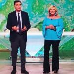 Ascolti, Monica Setta e Tiberio Timperi da record: share vicino al 25%