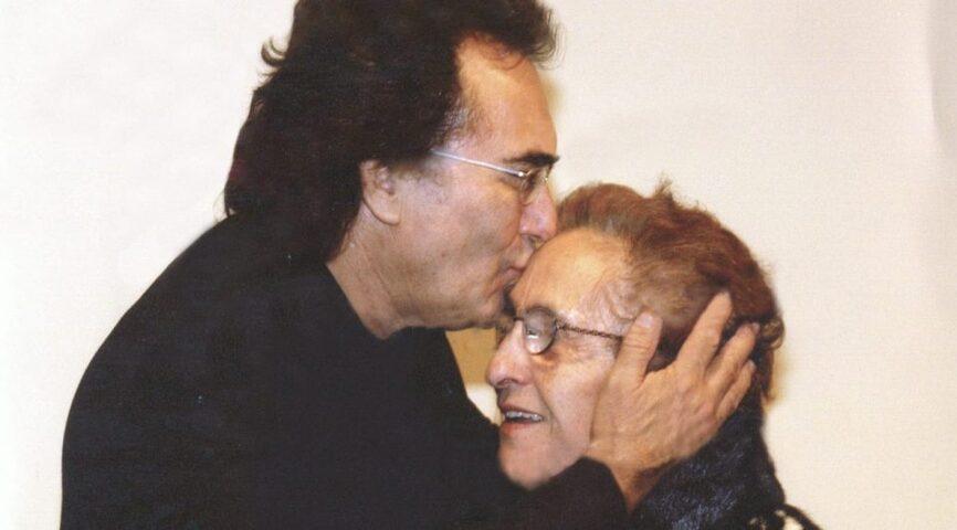 Albano scrive a mamma Jolanda: