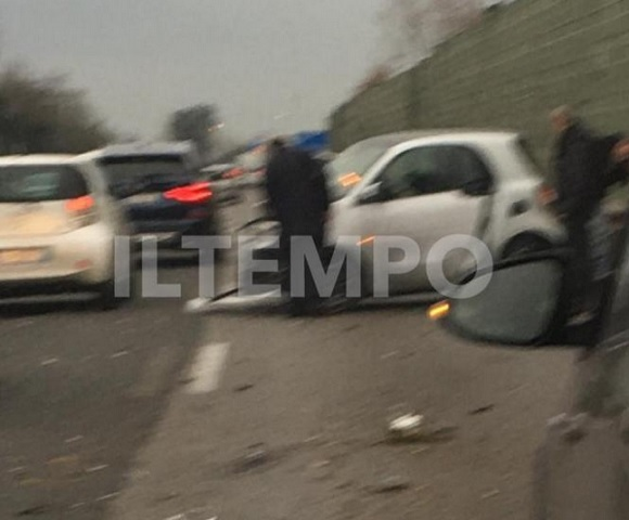 Giancarlo Magalli ha avuto un incidente (FOTO): come sta ade