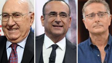 Pippo Baudo e le critiche a Conti-Bonolis: cosa c'è dietro secondo il web