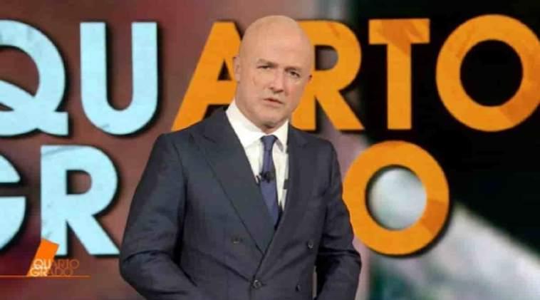 """Quarto Grado: """"E' una nostra battaglia"""", rivelazione di Gianluigi Nuzzi"""