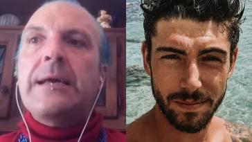 "Isola, Ubaldo Lanzo su Ignazio Moser: ""Vorrei vincesse per il gesto eroico"""