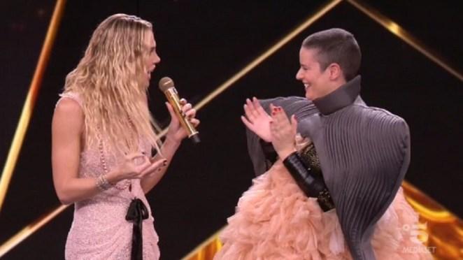 Foto Lady Gaga Star in the Star