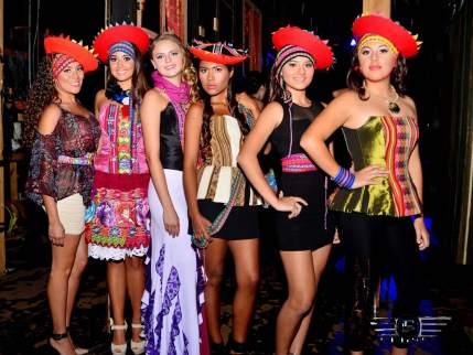 maritza gueva sanchez con modelos incas 6