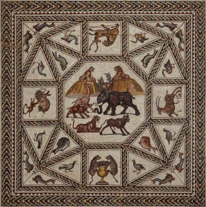 mosaico de lod 4