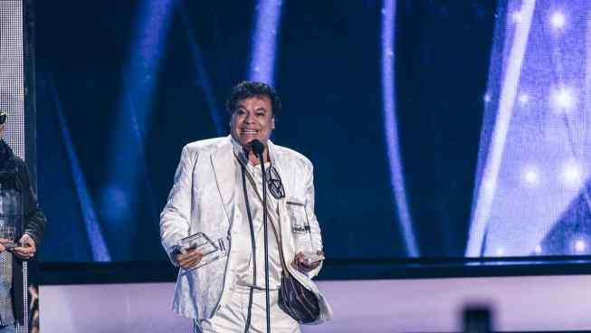 Juan Gabriel Premios Billboard