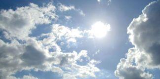 Tiempo-RD: Onda tropical dejará nubes dispersas con lluvias y tronadas