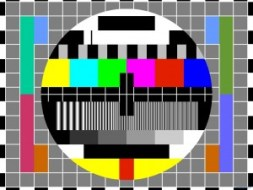 Monoscopio TV
