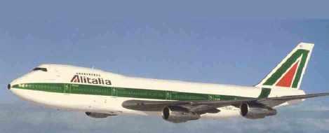 Alitalia-Aereo