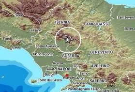 Terremoto Monti Matese 20 gennaio