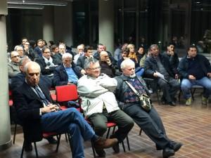 Conferenza Primarie Sgarro pubblico