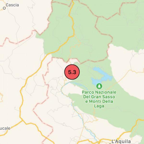 Scossa di terremoto in centro Italia, avvertita distintamente anche in Valdarno