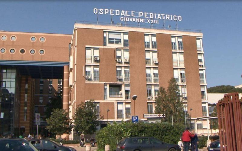 Bimbo di 8 anni colpito da infezione seu: ricoverato all'ospedale Giovanni XXIII
