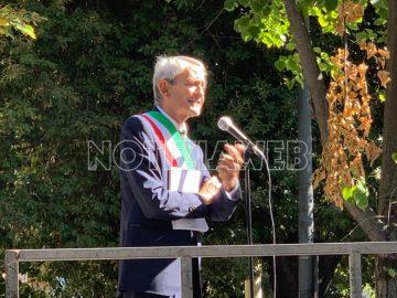 Franco Metta comizio