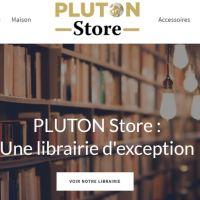 La boutique en ligne Pluton Store : là où la littérature caribéenne & Japonaise se rencontrent