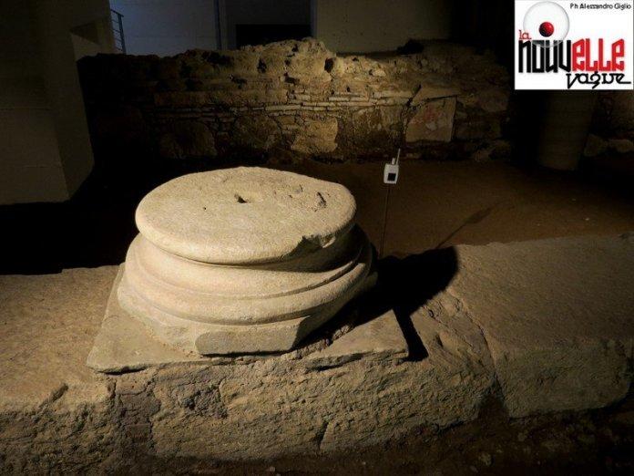 Area Archeologica nell'Orto dei Monaci - Foto di Alessandro Giglio
