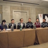 Colin Firth alla Conferenza stampa di presentazione di Kingsman