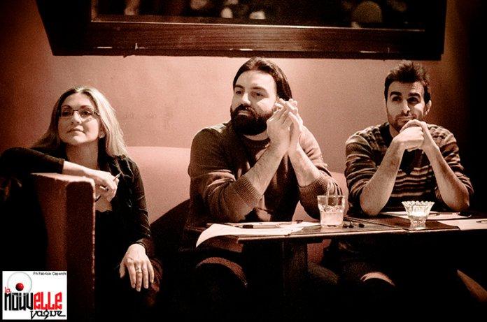 Il Club dei Narrautori - Foto di Fabrizio Caperchi