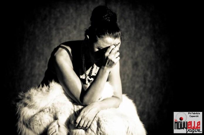La Signora del Blues al Roma Fringe Festival 2015