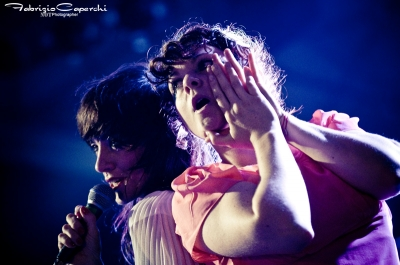 Nouvelle Vague @ Super Santo's, Roma