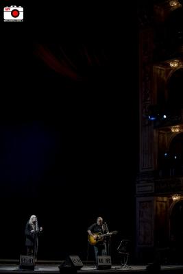 Patti Smith Al Teatro dell'Opera di Roma - Foto di Alessandro Pollastrini