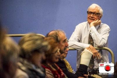 Peter Brown presenta Richard II al Rossetti - Foto di Fabrizio Caperchi
