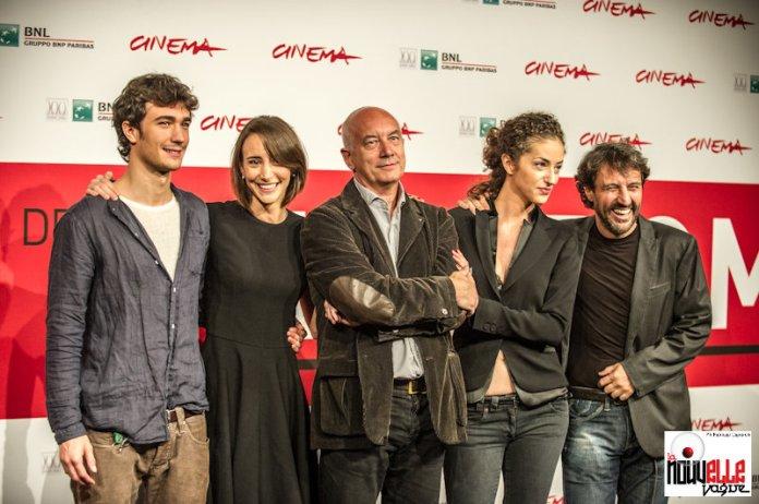 Roma Film Festival 2013 - Il secondo giorno - Foto di Fabrizio Caperchi e Luca Carlino