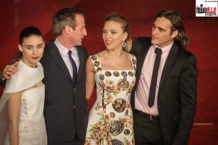 Roma Film Festival 2013 - Scarlett Johansson - Foto di Luca Carlino